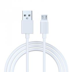 Кабель для зарядки Micro USB, стандарт, 1метр, 1,5А, покрытие TPE