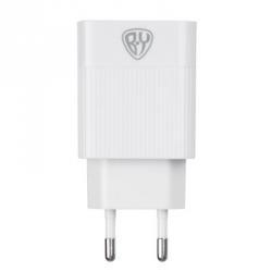 Зарядное устройство Максимум USB, 220В, 3USB, 3.4А, Быстрая зарядка QC3.1
