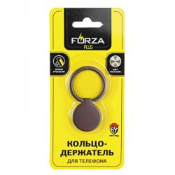 Кольцо-держатель для телефона 4 цвета, металл, матовый
