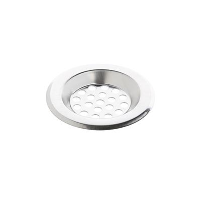 889-412 Фильтр-сетка для раковины d.6 см, нержавеющая сталь