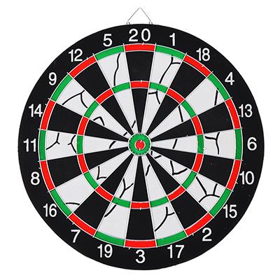 """341-540 Дартс 15"""" """"с паутинкой"""" с 6 стрелами 15""""х1/2"""", d38см, ЭВА, BL-15125"""