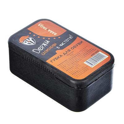 459-002 ФУКС Губка силиконовая для блеска черная