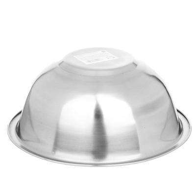 831-780 Миска глубокая VETTA 1500 мл, 22см, сталь