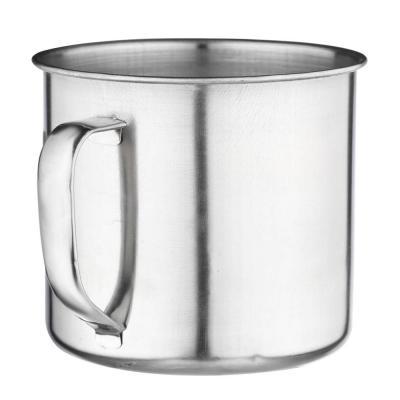 832-033 Кружка VETTA 600 мл, h10см, сталь