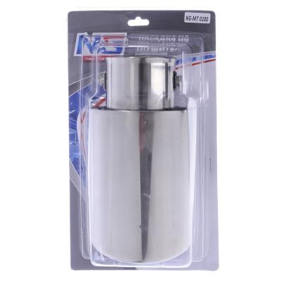 786-880 NEW GALAXY Насадка на глушитель d63мм, NG-MT0100