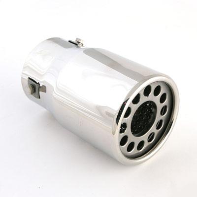 786-881 NEW GALAXY Насадка на глушитель NG-MT0301 d 76mm