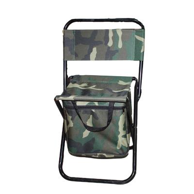 """121-084 Стул складной со спинкой """"патриот"""", с сумкой, камуфляж 60*34,5*28см, макс.нагрузка: 60 кг СМ-178"""