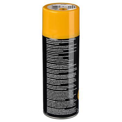 759-223 ЕРМАК Краска аэрозоль 400мл, желтая 06(9001/25)