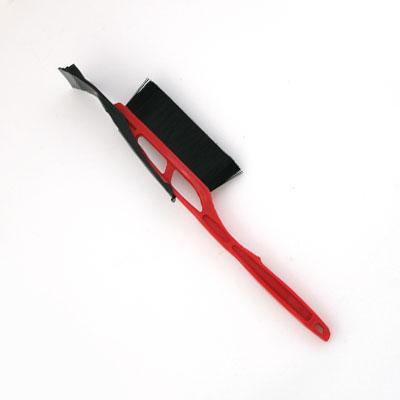 775-033 NEW GALAXY Щетка сметка+скребок IP 103, красная, 53 см