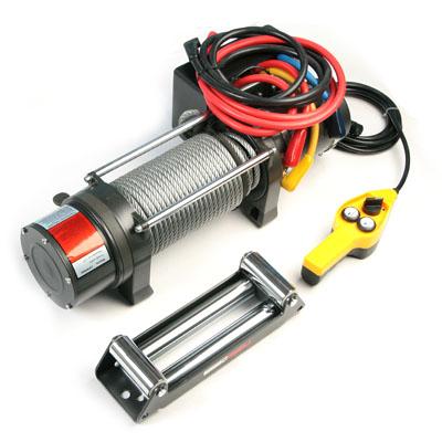 ЕРМАК Лебедка электрическая GEW9000, 4080 кг 12v