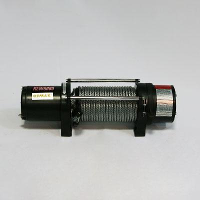 ЕРМАК Лебедка электрическая KEW8000, 3620 кг 12v