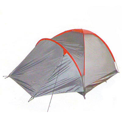 122-131 Палатка NOVUS Shelter 3-местн. (210+100)*210*130 см