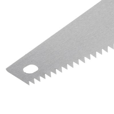 663-851 ЕРМАК Ножовка по дереву 3A, 450мм, зуб 8мм.