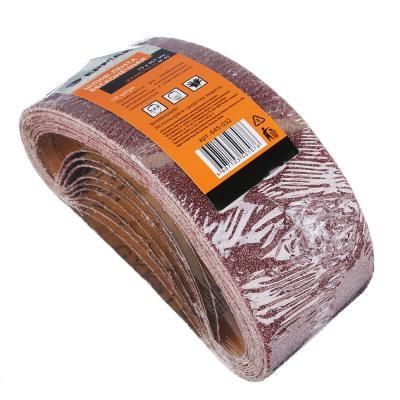 645-032 ЕРМАК Шлиф-лента бесконечная 75х457мм Р40, 10шт