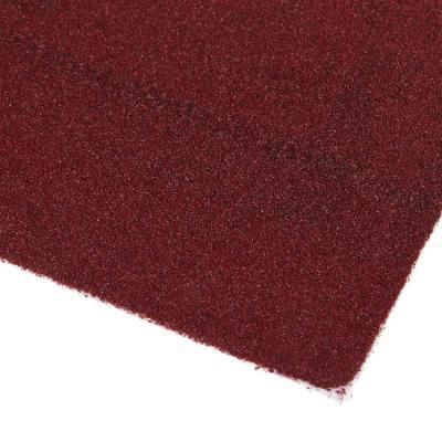 645-055 Шлиф-шкурка тканевая водостойкая 230*280 №80