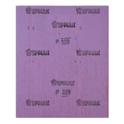 645-059 Шлиф-шкурка тканевая водостойкая 230x280 №320