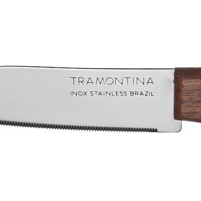 871-078 Кухонный нож с зубцами 8см, Tramontina Tradicional, 22270/203