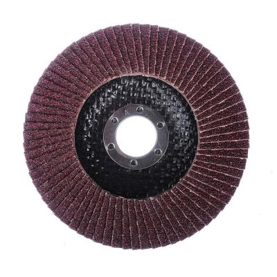 645-087 ЕРМАК Диск лепестковый торцевой 22*125 р60