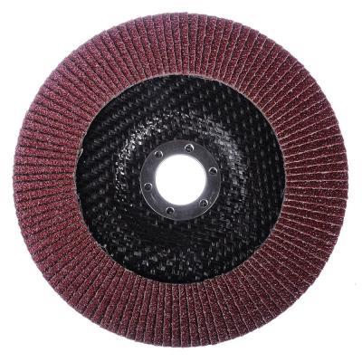645-090 ЕРМАК Диск лепестковый торцевой 22*150 р60