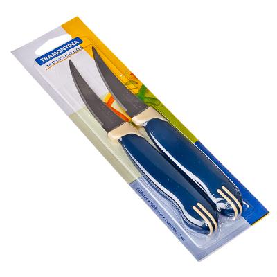 871-212 Нож для томатов 8 см Tramontina Multicolor, 23512/213