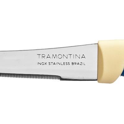 871-213 Нож для томатов 10см, Tramontina Multicolor , 23512/214