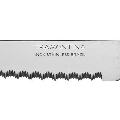 871-252 Кухонный нож с зубцами 12.7см, Tramontina Tradicional, 22271/205