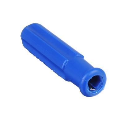 651-973 ЕРМАК Отвертка 2 в 1 синяя 3*50