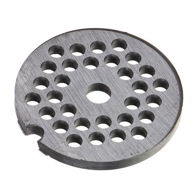 889-403 Решетка для мясорубки, мелкие отверстия, металл, d.5,3 см
