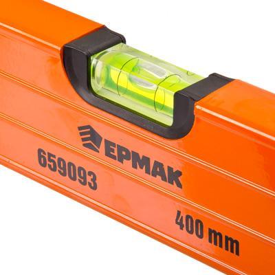 659-093 ЕРМАК Уровень строительный алюминиевый 40см