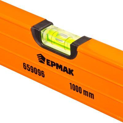 659-096 ЕРМАК Уровень строительный алюминиевый 100см