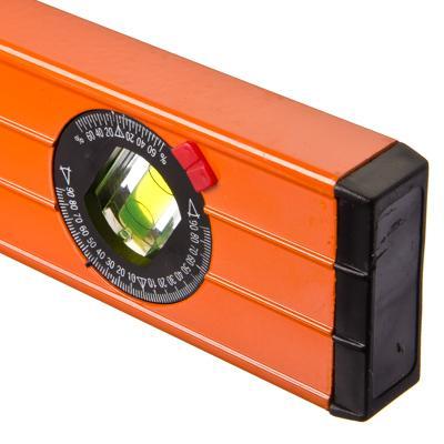 659-097 ЕРМАК Уровень строительный алюминиевый 120см