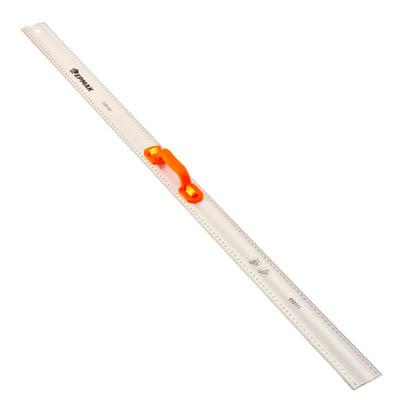 659-111 ЕРМАК Линейка алюминиевая с уровнем 120см