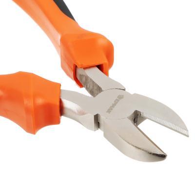 661-270 ЕРМАК Кусачки с двухцветной ручкой 200мм (SL)