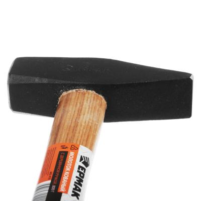 662-410 ЕРМАК Молоток кованый с деревянной ручкой 800гр.