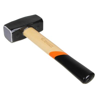 662-414 ЕРМАК Кувалда кованая с деревянной ручкой 2000гр.