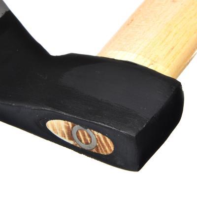 662-432 ЕРМАК Топор кованый с деревянной ручкой 800гр.