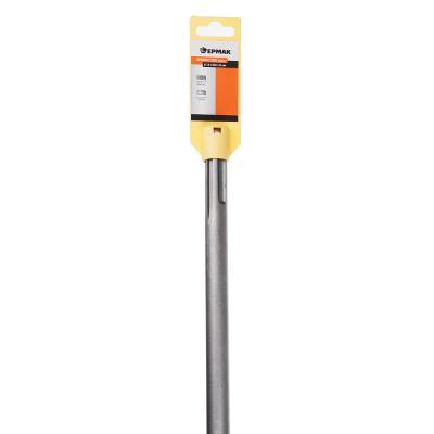 654-198 ЕРМАК Зубило SDS-max 18х600х25мм
