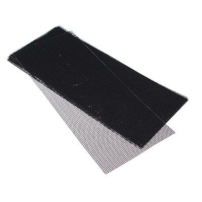 645-152 ЕРМАК Сетка абразивная /карбид кремния/ 115х280 Р400 (цена за 10шт)