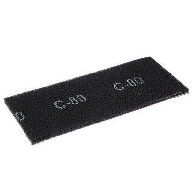 645-154 ЕРМАК Сетка абразивная /карбид кремния/ 115х280 Р80 (цена за 10шт)