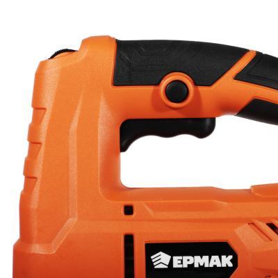 646-058 ЕРМАК Лобзик электр. ЛЭ-570/Б, 570Вт, б/з патрон, рег. скорости, 500-3000 ход/мин, маятн. ход