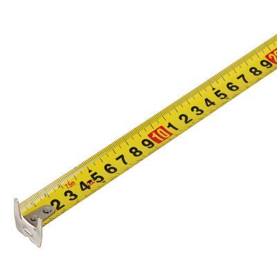 """658-146 ЕРМАК Рулетка """"Черная"""", 3 фиксатора, 7,5мх25мм"""