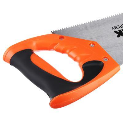 663-767 ЕРМАК Ножовка по дереву 10B, 350мм, зуб 5мм.