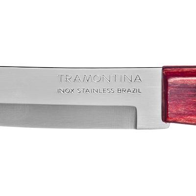 871-407 Нож овощной 8 см Tramontina Polywood, 21118/073
