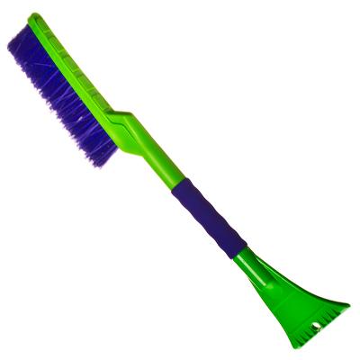 775-050 NEW GALAXY Щетка для уборки снега с расщепленной щетиной 57см, NG 5006