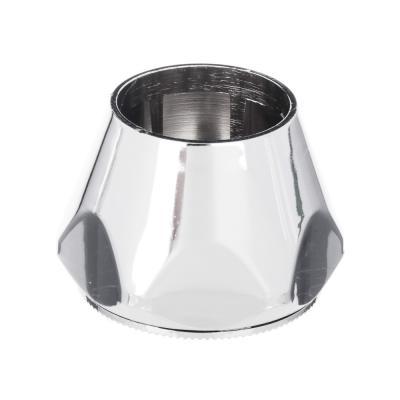 565-009 Ручка для смесителя, под квадрат, круглая, пластик
