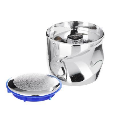 565-021 Ручка для смесителя, круглая, под квадрат, пластик