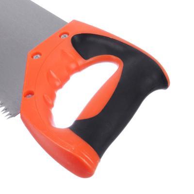 663-001 ЕРМАК Ножовка по дереву 1A, 500мм, зуб 8мм. заточ.