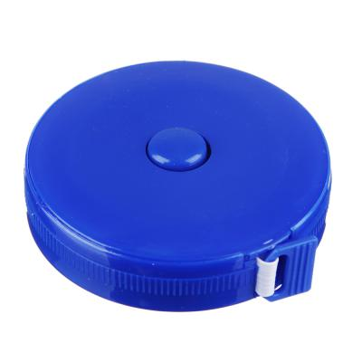 308-003 Сантиметр портновский 1,5м, в рулетке, пластик, ПВХ