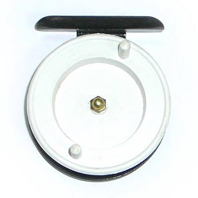 338-391 AZOR Катушка инерционная 701 металл+пластик (6,5)