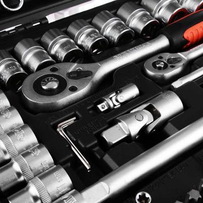 736-072 ЕРМАК Набор профессионального инструмента, 100 предм.